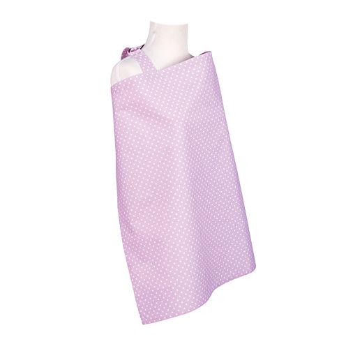 Trend Lab® Orchid Bloom Dot Nursing Cover