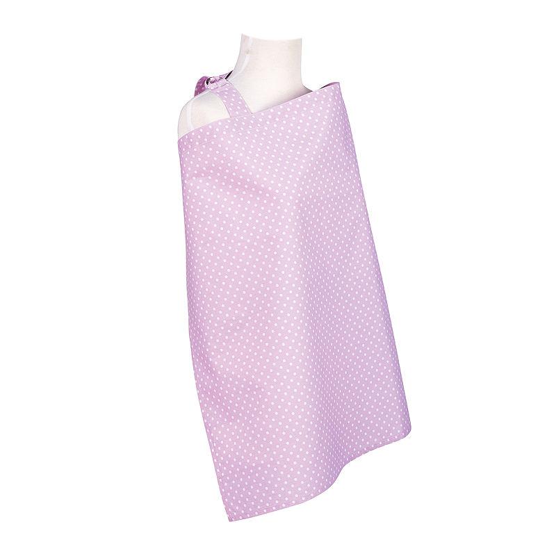 Trend Lab Orchid Bloom Dot Nursing Cover plus size,  plus size fashion plus size appare