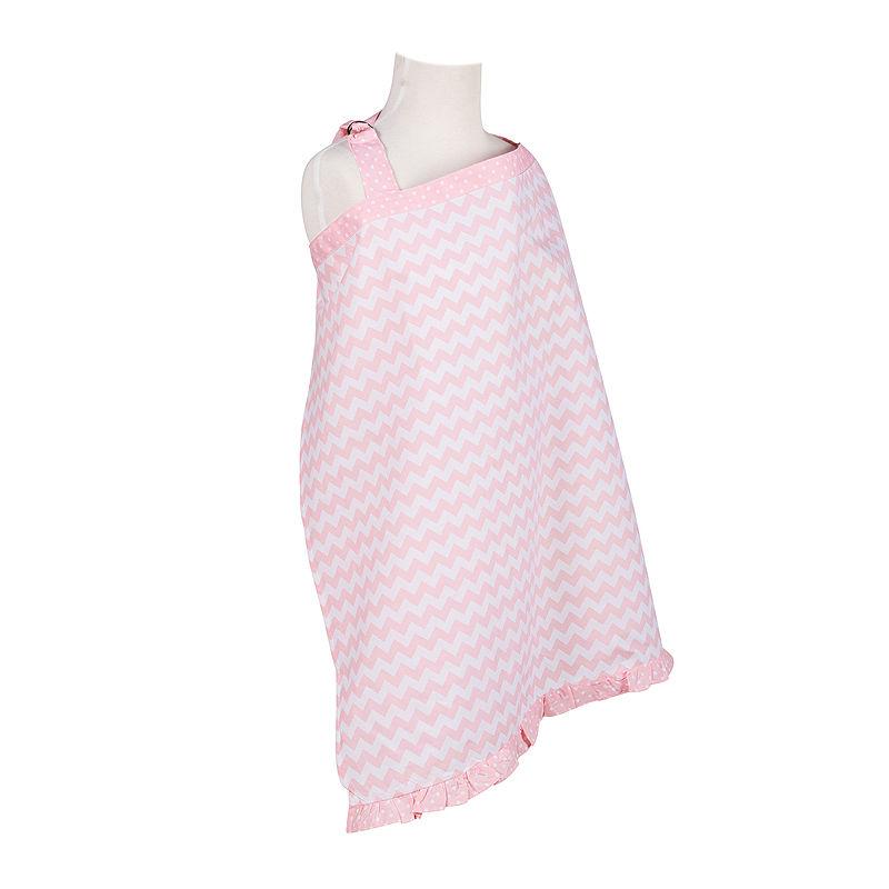 Trend Lab Chevron Nursing Cover plus size,  plus size fashion plus size appare
