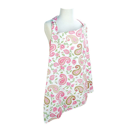Trend Lab Nursing Cover Paisley Pink