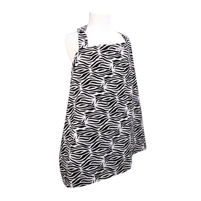 Trend Lab® Nursing Cover - Zebra