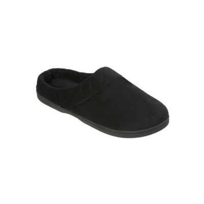 Dearfoams Velour Clog Slippers
