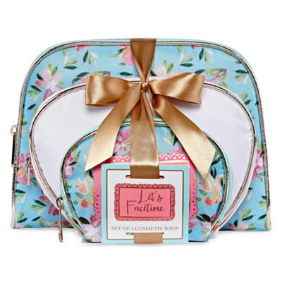 Mixit Mothers Day 3-pc. Makeup Bag
