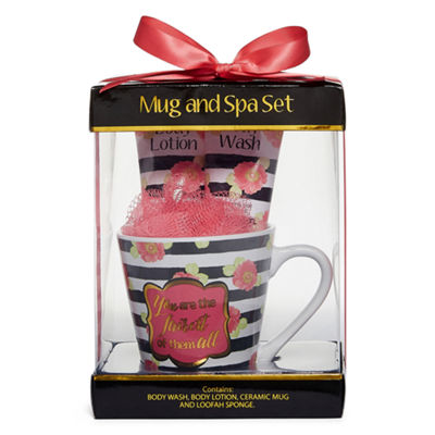 Mixit Mixit Mothers Day 4-pc. Bath Accessory Set
