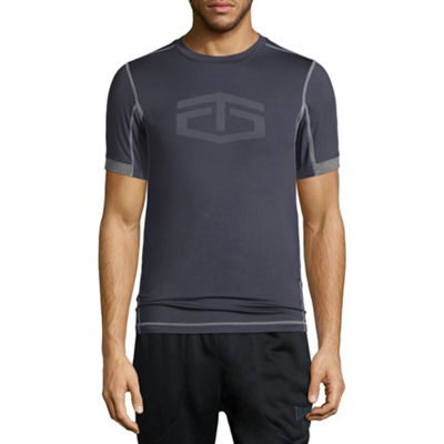 Tapout Mens Crew Neck Short Sleeve Tank Top