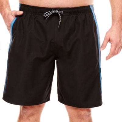 Nike Contend Volley Swim Shorts-Big and Tall
