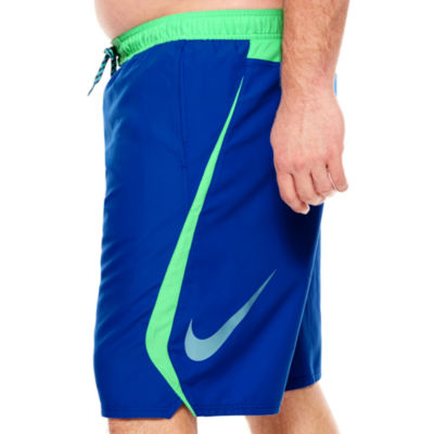 Nike Impulse Volley Swim Shorts-Big and Tall