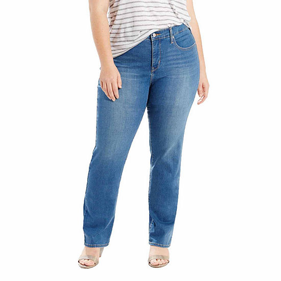 505cacd1fef Levis 314 Shaping Straight Plus JCPenney