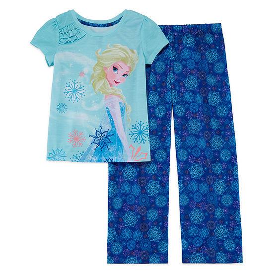 Disney 2-pc. Frozen Short Sleeve