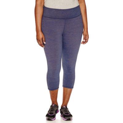 Spalding Workout Capris-Plus