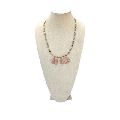 a.n.a Womens Beaded Necklace