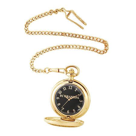 Mens Pocket Watch-Pw00065, One Size