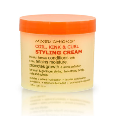 Mixed Chicks Coil Kink Curl Styling Product - 8 oz.