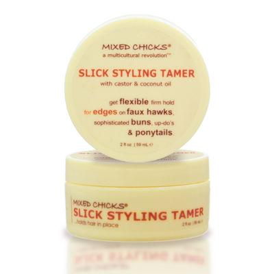 Mixed Chicks Slick Styling Edge Tamer Hair Wax-2 oz.