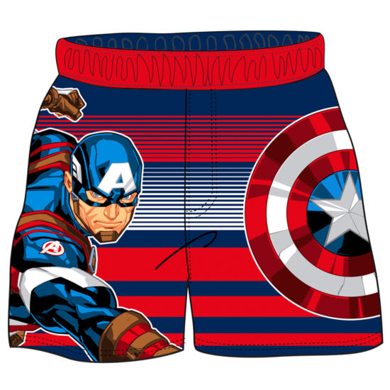 Boys Avengers Trunks-Toddler