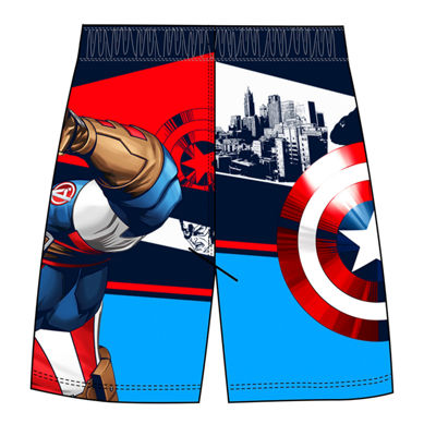 Boys Avengers Trunks-Preschool