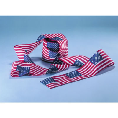 """United States U.S. 4"""" x 6"""" Poly/Cotton Flag Bunting Printed Stripes Stars Indoor Outdoor 4"""" X 21' Length"""""""