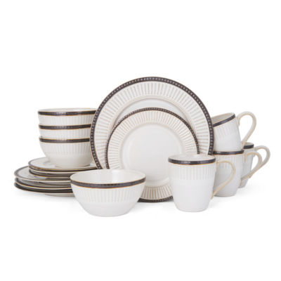 Pfaltzgraff Promenade 16pc Remailer 16-pc. Dinnerware Set