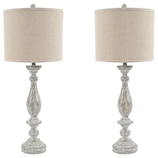 Signature Design By Ashley® Set Of 2 Bernadate Table Lamps