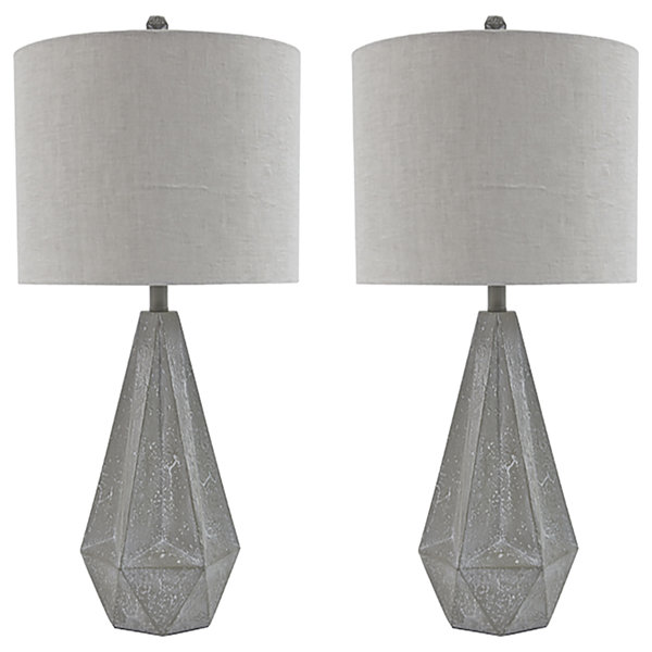 Signature Design by Ashley® Set of 2 Ibby Table Lamps