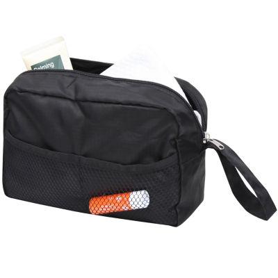 Home Basics Travel Cosmetic Bag