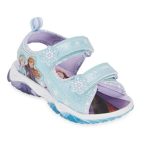 Disney Collection Toddler Girls Slide Sandals