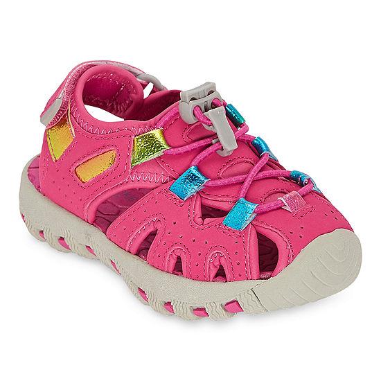Okie Dokie Toddler Girls Lil Marlina Strap Sandals