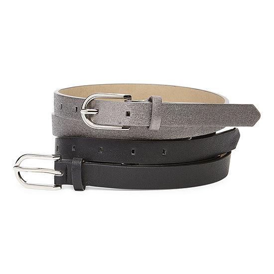 Liz Claiborne 2 For 1 Belt