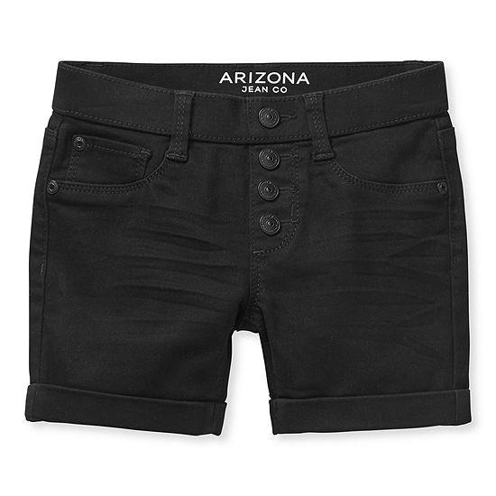 Arizona Little & Big Girls Midi Short