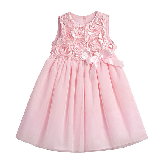 Marmellata Baby Girls Sleeveless A-Line Dress