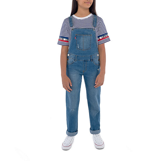Levi's - Big Kid Girls Overalls