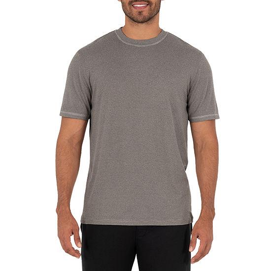 Van Heusen Mens Short Sleeve Pajama Top