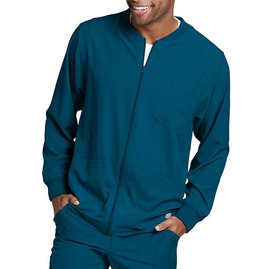 Skechers® by Barco® SK0408 Men's Scrub Jacket