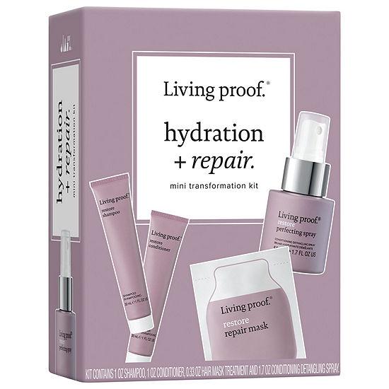 Living Proof Restore Hydration & Repair Mini Transformation Kit