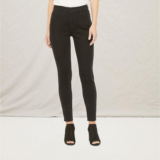a.n.a Womens High Rise Skinny Jean