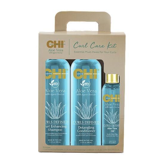 Chi Styling Aloe Vera Curl Care 3-pc. Value Set - 11 oz.