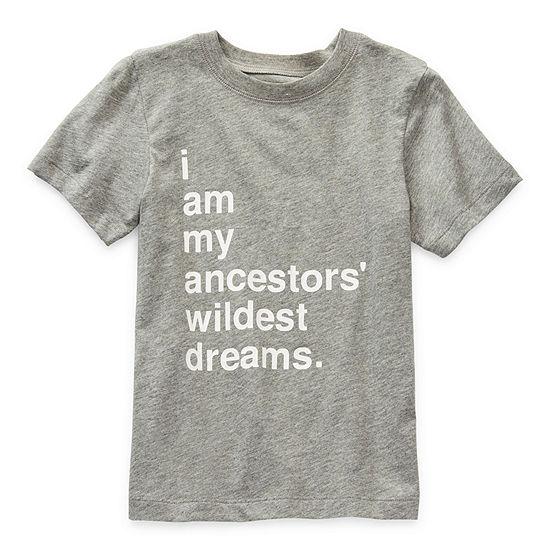 City Streets Toddler Unisex Crew Neck Short Sleeve Graphic T-Shirt