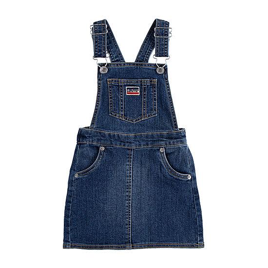 Levi's Toddler Girls Skirtalls