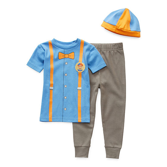 Blippi Toddler Boys 2-pc. Pant Pajama Set