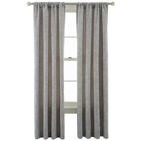 Royal Velvet® Serene Window Curtain Panel