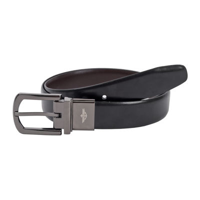Dockers® Reversible Men's Belt w/ Swivel Buckle