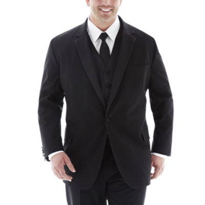 JF J. Ferrar® Tuxedo Jacket–Big & Tall