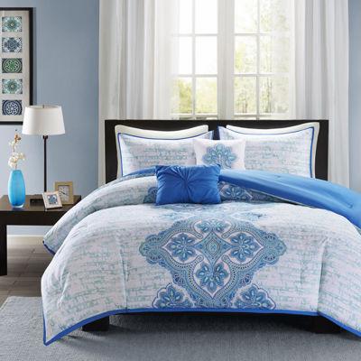 Intelligent Design Mia Bohemian Comforter Set