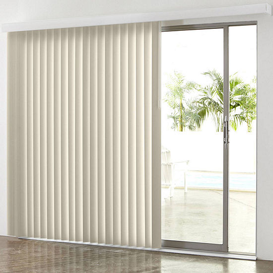 """JCPenney Home™ 3½"""" Vertical Blinds (78""""W x 84""""L)"""