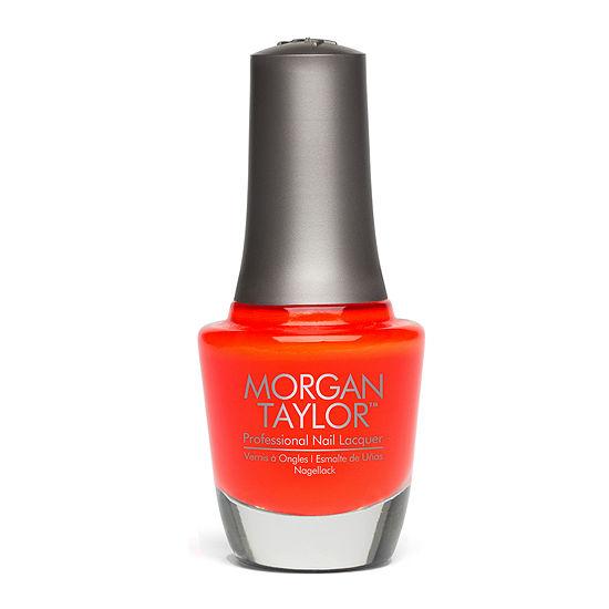 Morgan Taylor Orange Crush Nail Lacquer 5 Oz