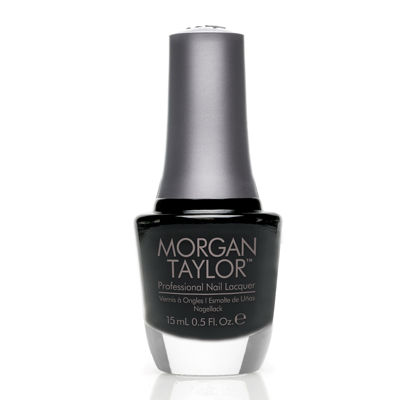Morgan Taylor™ Little Black Dress Nail Polish - .5 oz.