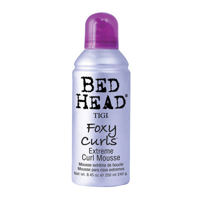 Bed Head® by TIGI® Foxy Curls Mousse - 8.45 oz.