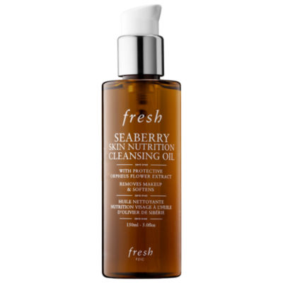 Fresh Seaberry Skin Nutrition Cleansing Oil
