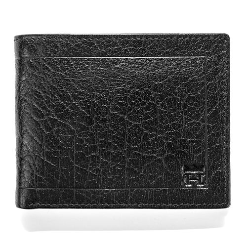 Haggar® Buff Crunch Passcase Leather Wallet