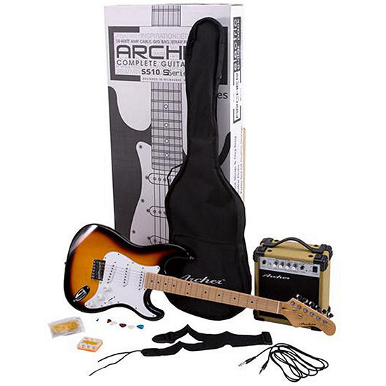 Archer Electric Guitar Package